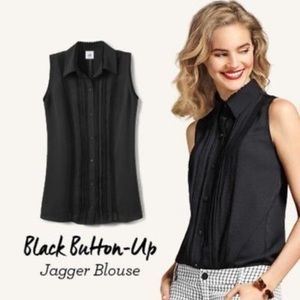 Cabi button down Jagger blouse